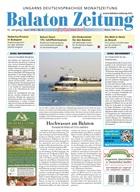 Bahart feiert 170. Schifffahrtssaison