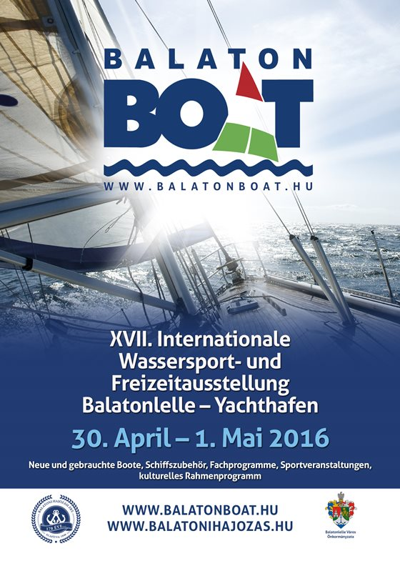 Balaton Boat 2016
