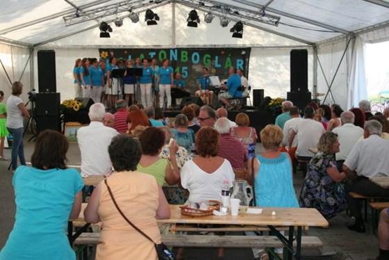 Delegation aus Bönnigheim zu Besuch in Balatonboglar