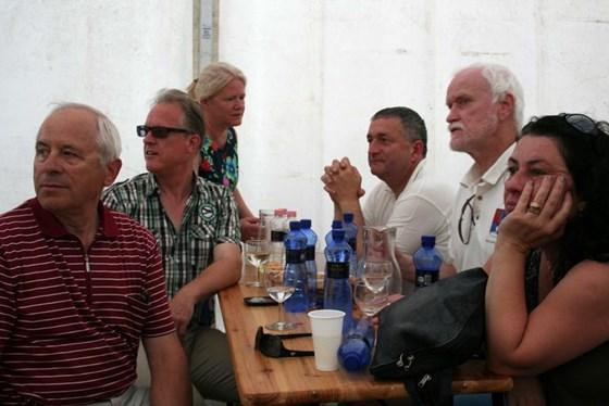 Delegation aus Bönnigheim zu Besuch in Balatonboglar (2)
