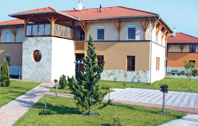 Ferienhäuser am Balaton
