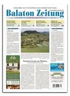 Sturmwarnung am Balaton