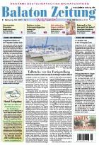 Balaton Zeitung Cover Mai 2007