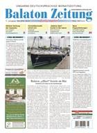 Balaton öffnet bereits im Mai
