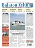Schnellboote in Siófok vorgestellt