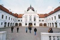 Schloss Gödöllö in Budapest