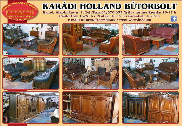 Gebrauchte möbel  Holland Möbel in Karád – Marktplatz