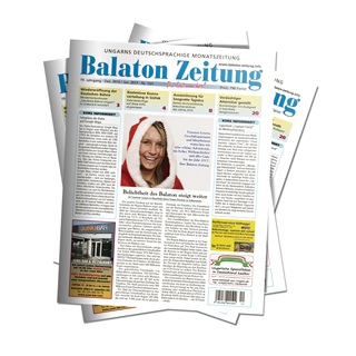 Balaton Zeitung - Ausgabe 12-01/17