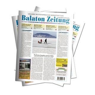 Balaton Zeitung - Ausgabe Februar/März 2017 - Tierheime kämpfen mit der Kälte