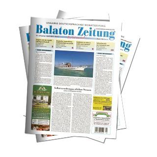 Balaton Zeitung - Ausgabe April 2017 - Selbstverwaltungen erhöhen Steuern
