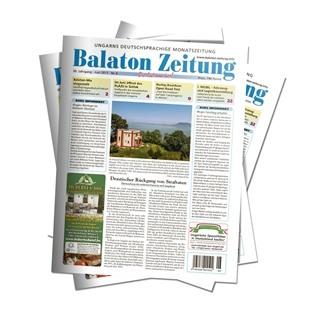 Balaton Zeitung Juni 2017