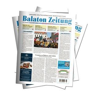 Balaton Zeitung August 2017