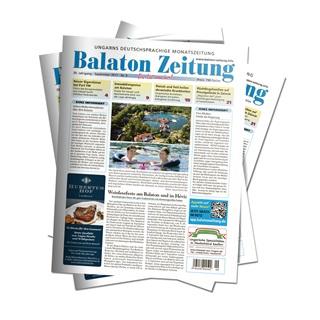 Balaton Zeitung September 2017 - Weinfeste am Balaton
