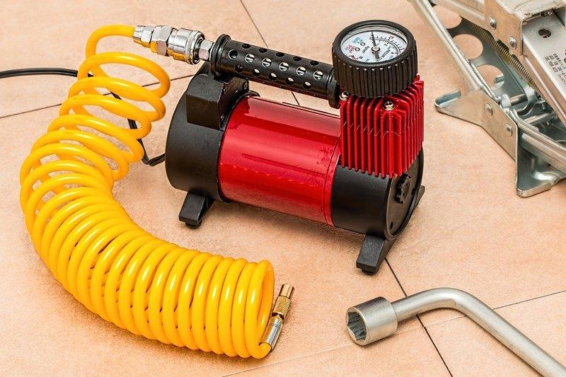 Kleiner Kompressor für den vielseitigen Einsatz