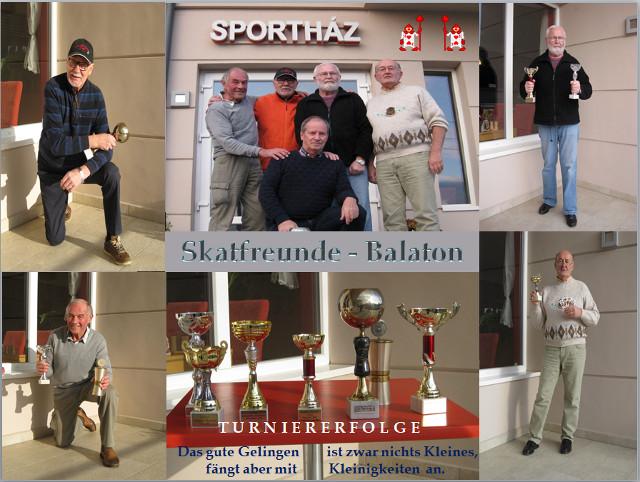 Skatfreunde Balaton