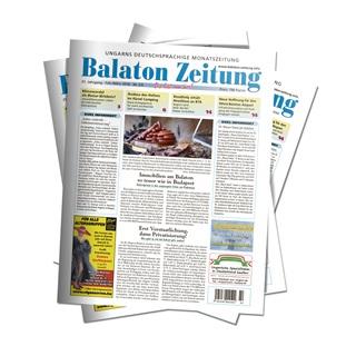 Balaton Zeitung - Februar/März 2018