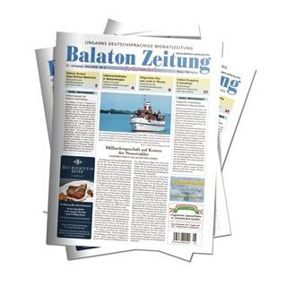 Balaton Zeitung Mai 2018 - Milliardengeschäft auf Kosten der Steuerzahler