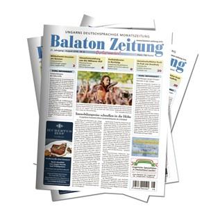 Balaton Zeitung August 2018 - Immobilienpreise schnellen in die Höhe