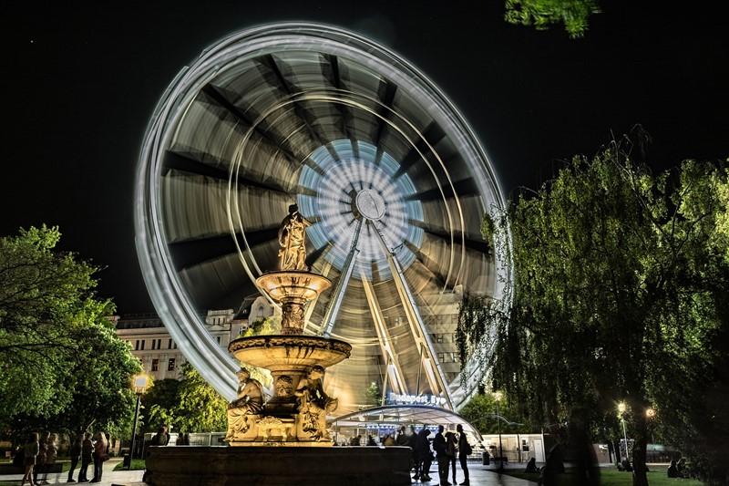 Riesenrad Budapest