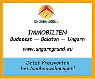 Ungarngrund - Immobilien in Ungarn